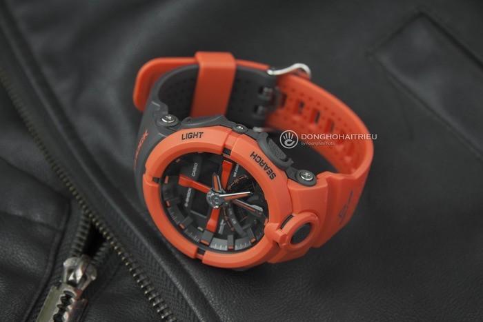 Đồng hồ G-Shock GA-500P-4ADR giá rẻ, thay pin miễn phí - Ảnh 1