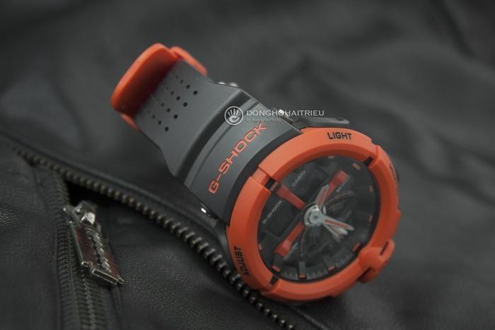 Đồng hồ G-Shock GA-500P-4ADR giá rẻ, thay pin miễn phí - Ảnh 4