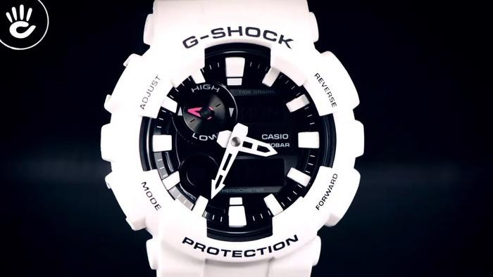 G-Shock GAX-100B-7ADR Năng động phù hợp cho hoạt động ngoài trời - Ảnh: 2