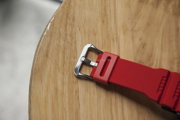 Đồng hồ Casio G-Shock G-7900A-4DR Khi sắc đỏ là nên sự khác biệt - Ảnh 3