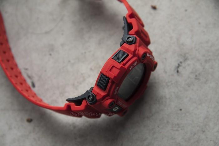 Đồng hồ Casio G-Shock G-7900A-4DR Khi sắc đỏ là nên sự khác biệt - Ảnh 4