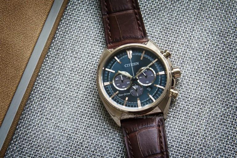 Giá trị đẳng cấp vượt thời gian của đồng hồ Thụy Sỹ cũ dòng máy cơ