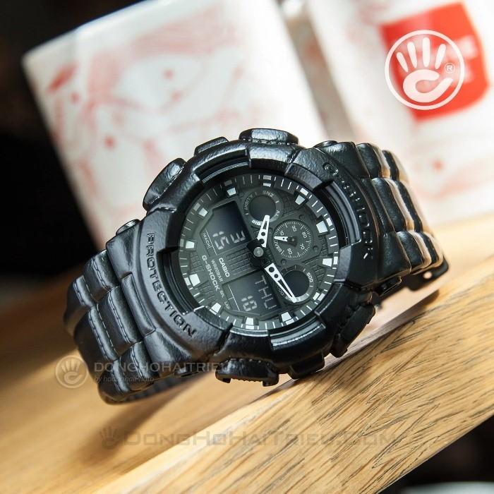 Giới thiệu về đồng hồ G Shock và các chức năng của đồng hồ G Shock