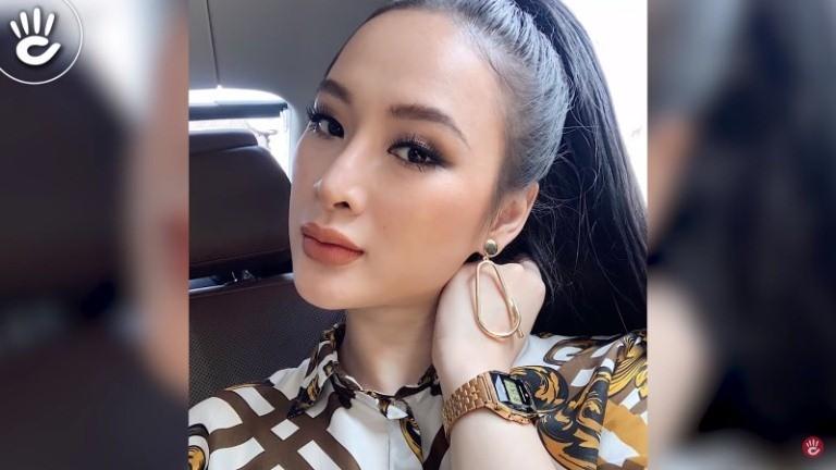 Angela Phương Trinh đã sử dụng đồng hồ Casio Vintage Kim cương