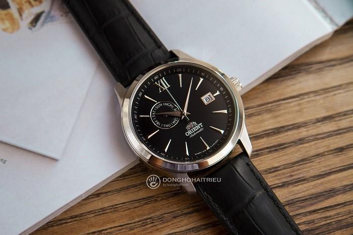 Orient FAL00005B0 Khác biệt với thiết kế 4 kim và 2 mặt đồng hồ phụ-ảnh 1