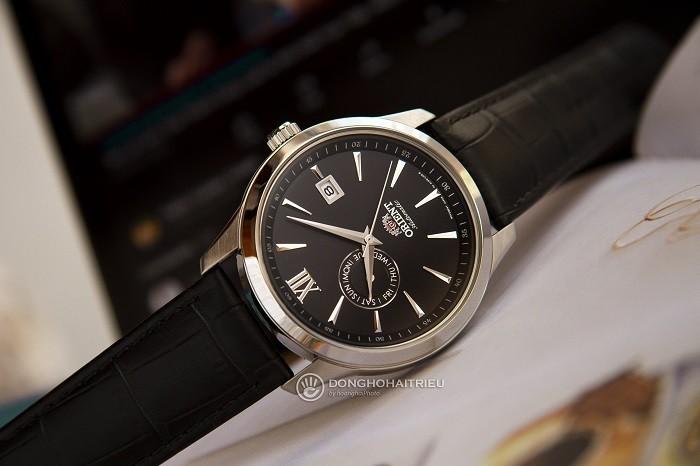 Orient FAL00005B0 Khác biệt với thiết kế 4 kim và 2 mặt đồng hồ phụ-ảnh 2