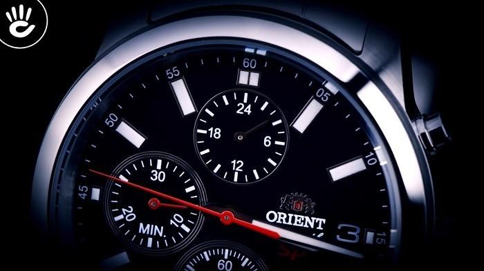 Orient FKU00002D0 To tròn và mạnh mẽ dành riêng cho phái mạnh-ảnh 2