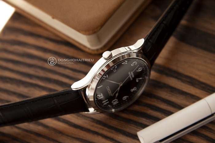 Review đồng hồ Seiko SGEH75P1 nền đen nam tính-ảnh 4