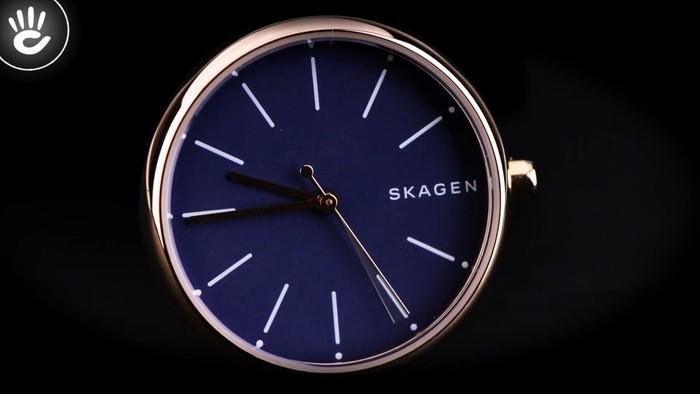 Sắc xanh quyến rũ đến từ đồng hồ Skagen SKW2593 - Ảnh 2