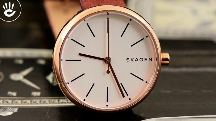 Review đồng hồ Skagen SKW2679 thiết kế mỏng trẻ trung - Ảnh 2