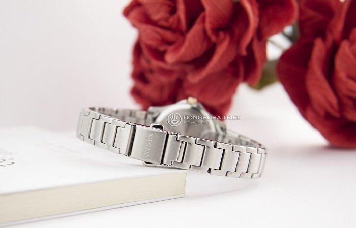 Thiết kế nhỏ gọn thanh mảnh và tinh tế từ đồng hồ Citizen EQ0596-87A - ảnh 3
