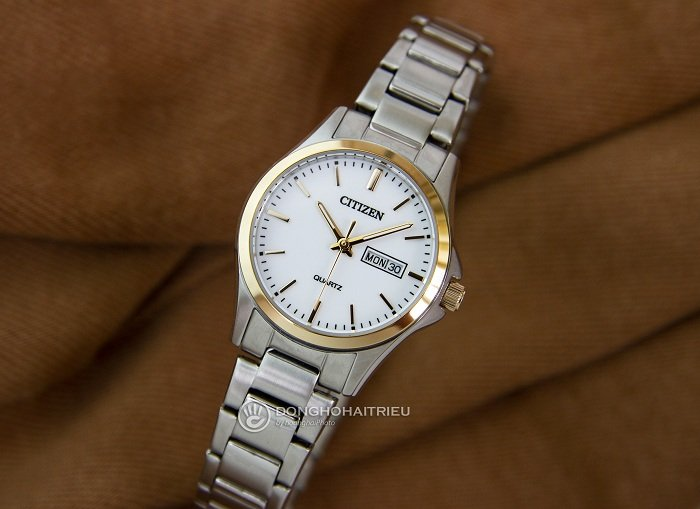 Thiết kế nhỏ gọn thanh mảnh và tinh tế từ đồng hồ Citizen EQ0596-87A - ảnh 4