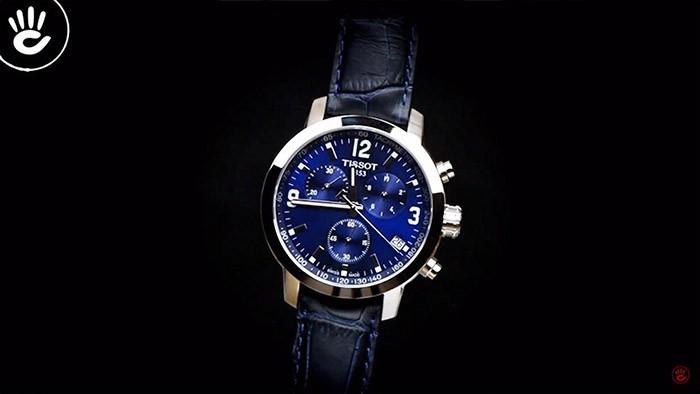 Đồng hồ Tissot nam Automatic T055.417.16.047.00 dành cho người đam mê thể thao