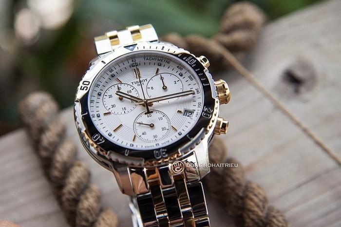 Đồng hồ Tissot nam Automatic T067.417.22.031.01 mạnh mẽ, cá tính