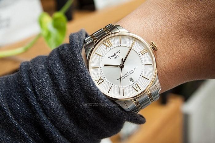 Chiếc đồng hồ Tissot nam giá rẻ T099.407.22.038.00 được rất nhiều người yêu thích