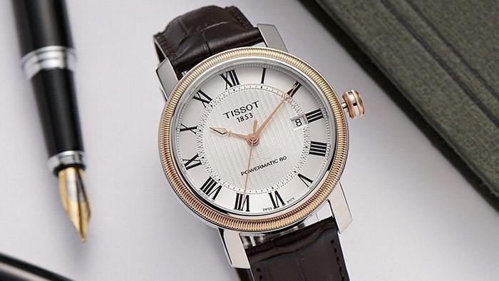 Chiếc đồng hồ nam Tissot chính hãng T097.407.26.033.00 tạo điểm nhấn nổi bật, cá tính