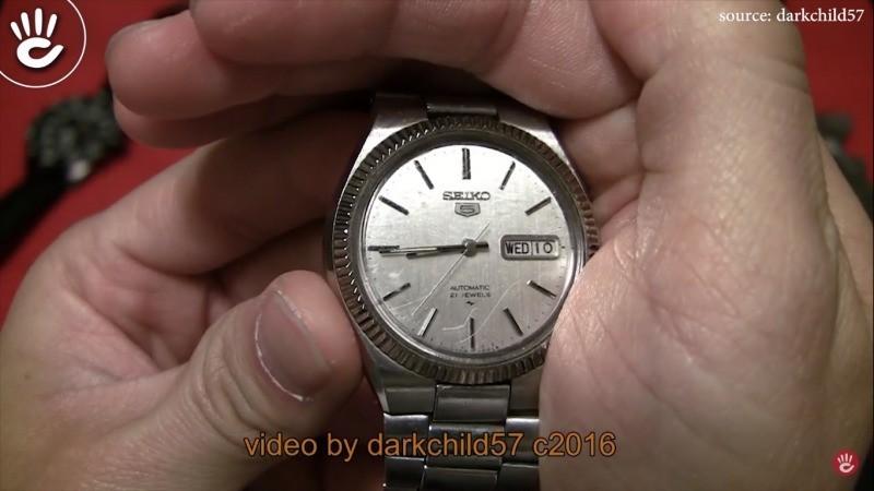 Giới thiệu chi tiết về đồng hồ Seiko cổ điển