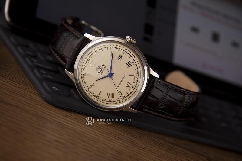 Review đồng hồ Orient FAC00009N0: Thiết kế hoài cổ tinh tế-4