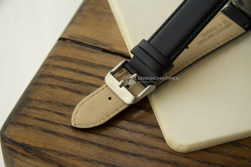 Review đồng hồ Orient FUG1X002B9: Thiết kế mặt vân nam tính-3