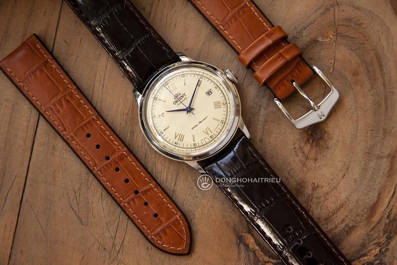 Review đồng hồ Orient FAC00009N0: Thiết kế hoài cổ tinh tế - 1