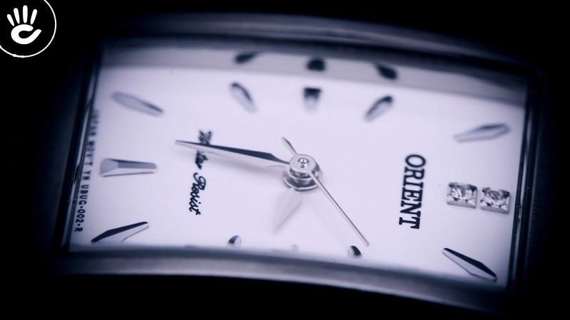 Review đồng hồ Orient FUBUG003W0: Trắng bạc cho nàng công sở-2