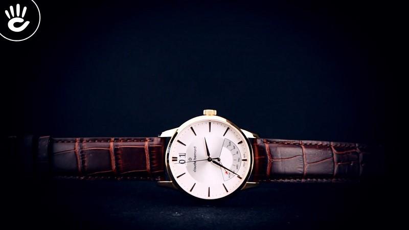 Đồng hồ Claude Bernard 41001.37R.AIR nam, thay pin miễn phí-ảnh 1