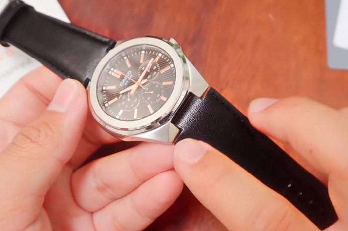 Dây đeo đồng hồ Casio MTP-SW330L-1AV là dây đeo cao cấp