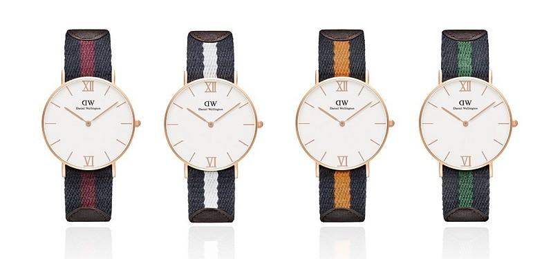 Bộ sưu tập đồng hồ DW Grace