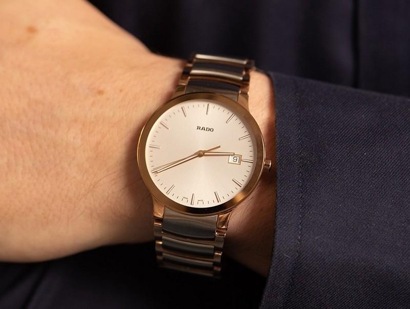 Đồng hồ Rado có giá bao nhiêu khi được sử dụng Ceramos