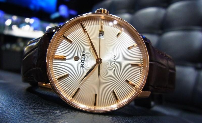 Đồng hồ Rado giá bao nhiêu tiền nhưng đã thể hiện sự đỉnh cao nghệ thuật