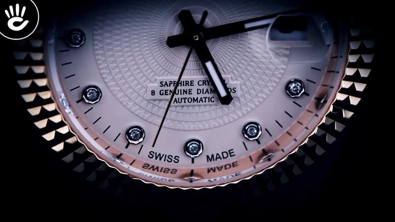Đồng hồ Doxa D131RRO Automatic, trữ cót lên đến hơn 40 giờ-ảnh 2