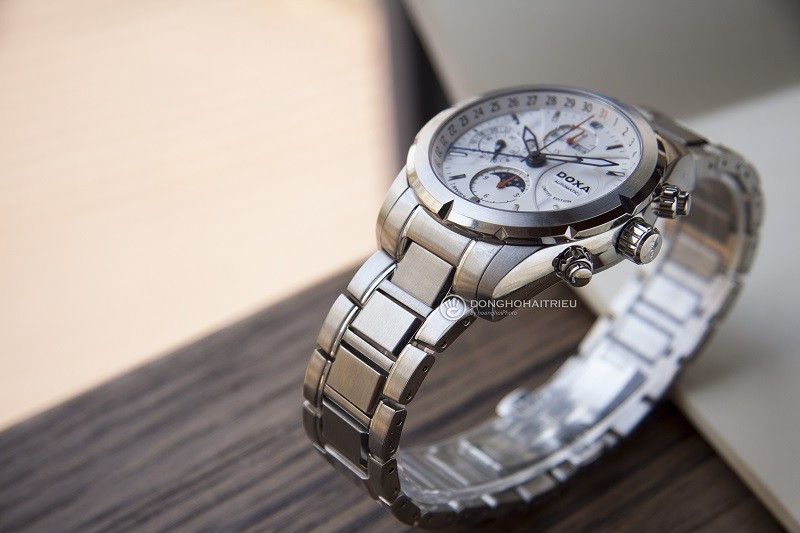 Đồng hồ Doxa D128SWH Automatic, trữ cót lên đến hơn 40 giờ-ảnh 1