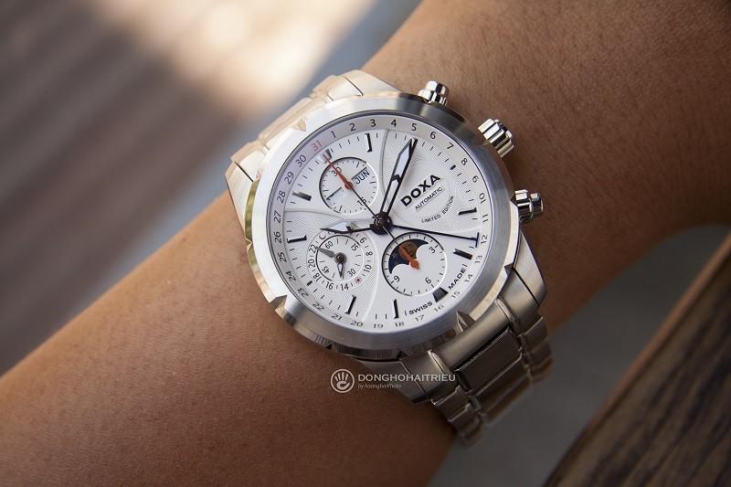 Đồng hồ Doxa D128SWH Automatic, trữ cót lên đến hơn 40 giờ-ảnh 2