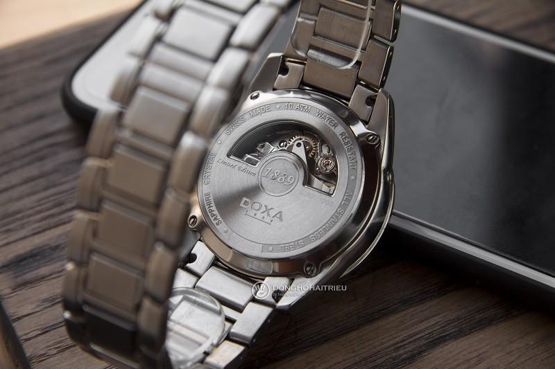 Đồng hồ Doxa D128SWH Automatic, trữ cót lên đến hơn 40 giờ-ảnh 3