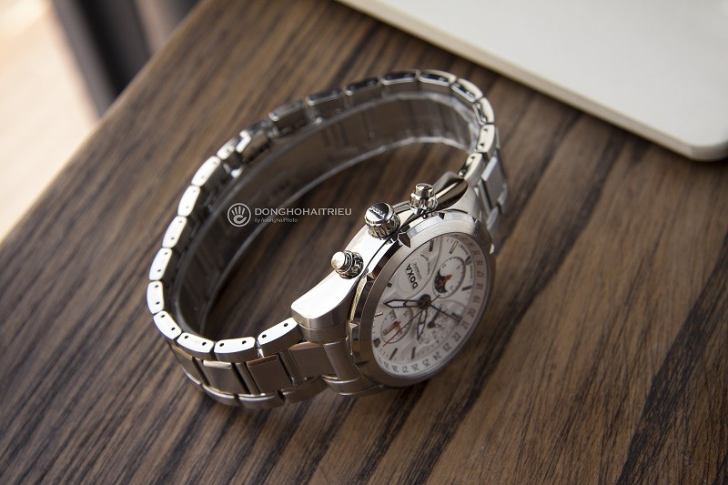 Đồng hồ Doxa D128SWH Automatic, trữ cót lên đến hơn 40 giờ-ảnh 4