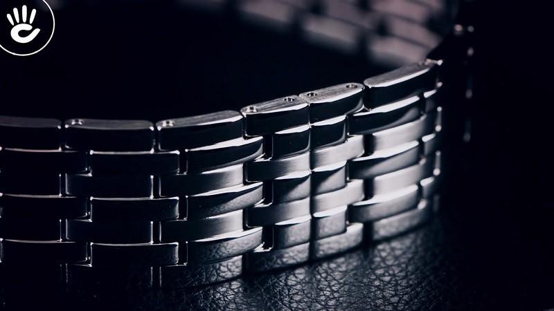 Đồng hồ Doxa D201SSV giá rẻ, thay pin miễn phí trọn đời-ảnh 3