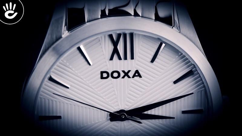 Đồng hồ Doxa D203SWH Automatic nam, trữ cót lên đến 40 giờ-ảnh 2