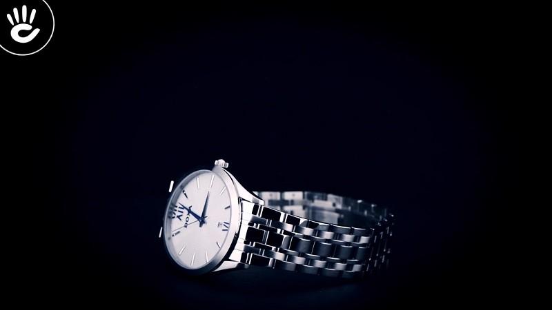 Đồng hồ Doxa D203SWH Automatic nam, trữ cót lên đến 40 giờ-ảnh 3