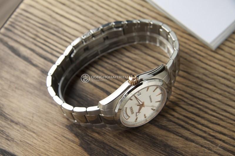 Đồng hồ Doxa D205RWH Automatic, trữ cót lên đến hơn 40 giờ-ảnh 3