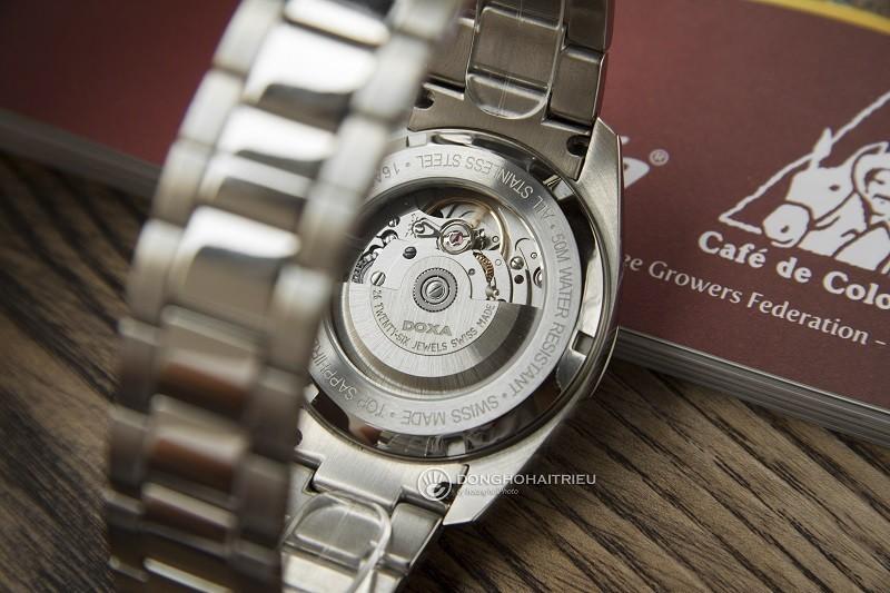 Đồng hồ Doxa D205RWH Automatic, trữ cót lên đến hơn 40 giờ-ảnh 4