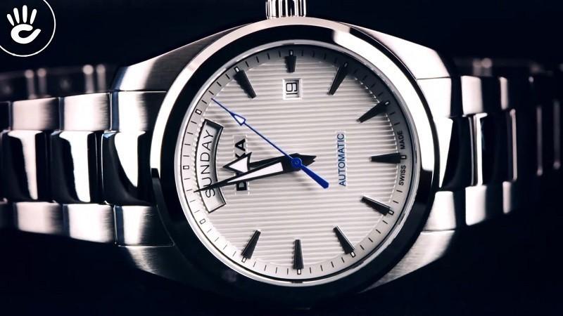 Đồng hồ Doxa D205SWH Automatic, trữ cót đến hơn 40 giờ -ảnh 1