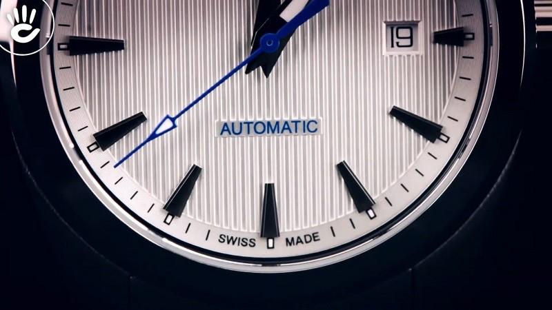 Đồng hồ Doxa D205SWH Automatic, trữ cót đến hơn 40 giờ -ảnh 2