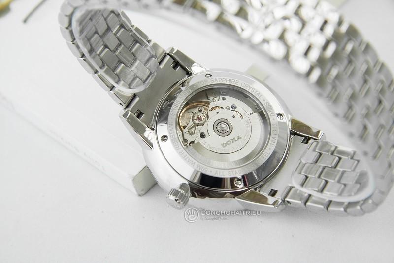 Đồng hồ Doxa D206SGY Automatic, trữ cót đến hơn 40 giờ-ảnh 4