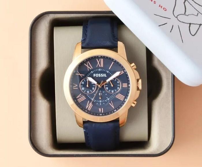 Ngỡ ngàng trước vẻ đẹp lịch lãm của đồng hồ Fossil FS4835IE - Ảnh 4