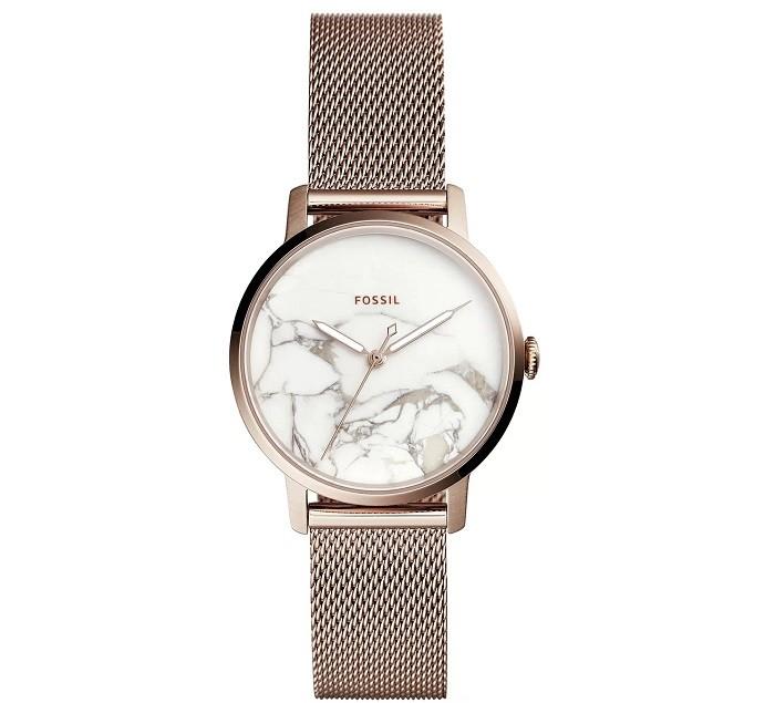 Thiết kế Marble đầy hiện đại với đồng hồ Fossil ES4404 - Ảnh 1