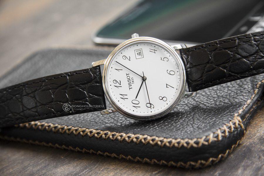 Đồng hồ Tissot Desire truyền niềm cảm hứng mạnh mẽ