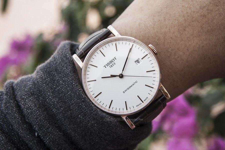 Đồng hồ Tissot chính hãng giá rẻ vẫn mang đến nét đẹp sang trọng
