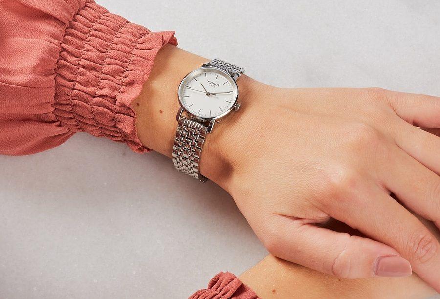 Tissot Everytime nổi bật tại bộ sưu tập Tissot giá rẻ