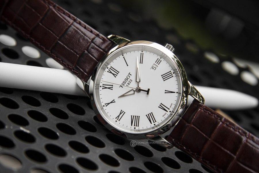 Đồng hồ Tissot Classic Dream mang ý nghĩa chạm tới ước mơ