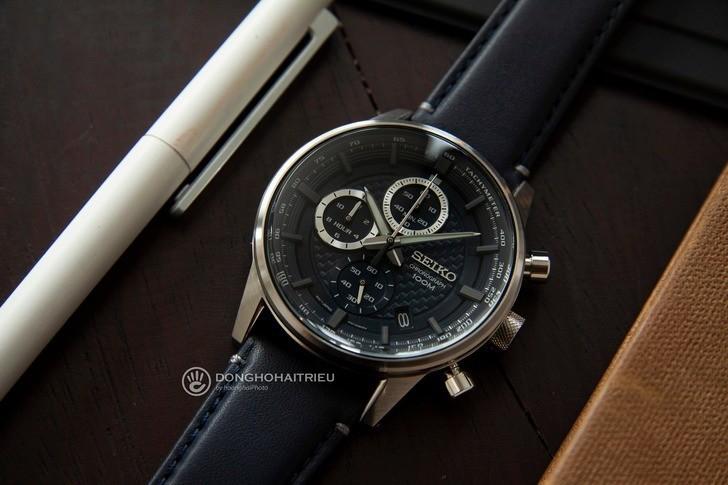 Chiếc đồng hồ Japan Movt đến từ thương hiệu đồng hồ nổi tiếng Seiko